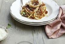Cibo Italiano / Italian food