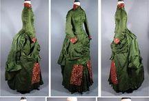Victorian / Victorian dresses. / by Hous Amberherthe