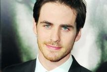 Colin O'Donoghue ❥ hot Captain Hook