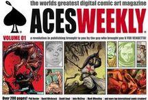 Aces Weekly Artwork
