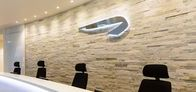 Case Study - British Airways / Working with brand #environment designers RAW Unlimited, Signbox has delivered extensive branding for #BritishAirways Global headquarters at Waterside, near #London #Heathrow. The project brief involved a complete renovation of the main reception area and a newly designed recruitment centre.
