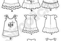 Proiecte de incercat copii / haine, jucarii