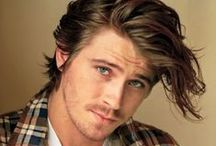Garrett Hedlund and...these turquoise eyes ! ♥...