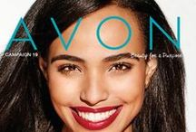 """Avon Brochures / Your Avon Beauty Palette is all about """"Beauty"""" for a Purpose.""""  This Pinterest board provides information about the variety of products you can use to create your beauty palette to be beautiful in your own way."""