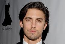 Milo Ventimiglia ♥ hot handsome hero boy