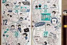 kawaii notebook