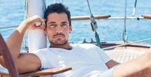 David Gandy ♡ Mr.Blue♡Blue Eyes ♥