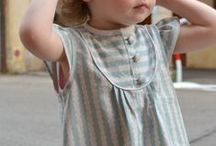 Sewing for the little ones - Cucito per bambini / Sewing tutorials and inspirations