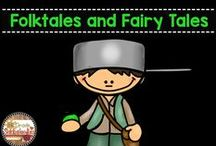 Folktales and Fairy Tales