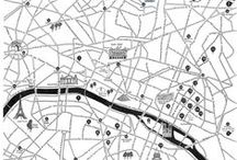 Maps / Maps, way finding, route planning / by Simon Mellor