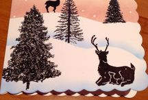 All Things Christmas! / A selection of Christmas cards, crafts & other things.
