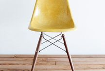 Eames Chairs / An ode to Eames.