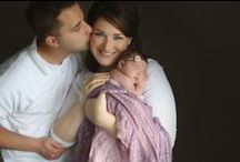 Family Style with Newborn