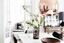 kitchen/dining area / kitchen inspiration