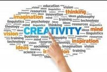 "Creativity & Spiritual Business / ""The best way to predict the future is to create it."" — Peter Drucker / Abraham Lincoln"