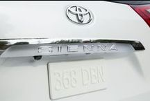 2015 Toyota Sienna / The 2015 Toyota Sienna does just about everything a family needs it to do. A spacious interior, that can seat 7 or 8 passengers, complements a stylish exterior design. It's also the only vehicle in the segment with available AWD.