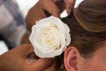 Bridal Hair / Event hair completed by our own stylists.  Portland, Maine.  #bridalhair #eventhair #stylishhair #gorgeoushairstyle #wedding #weddinghair