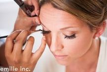 Bridal Make Up / Event makeup completed by Akari stylists and aestheticians