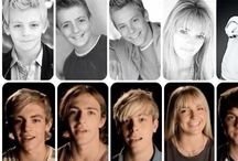 R5 / I love Ross lynch and Rydel lynch and also I love r5 their band