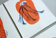 · DOS TINTAS · / Impresión a dos tintas