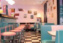 Vintage diners