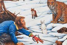 Animal rights art
