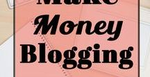 Make Money Blogging / All about work from home income by making money blogging. Income opportunities including affiliate marketing, courses, ebooks, earn extra money with work from home, be your own boss, side hustles and more.