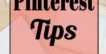 Pinterest Tips / Awesome resource for tips on growing your blog or business using Pinterest. This board is all about Pinterest Tips, Pinterest growth, Pinterest Page Views, Make Money on Pinterest, Grow Your Pinterest Traffic and Pinterest Engagement.