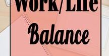 Work Life Balance / All about work-life balance. If you struggle with having time to do it all this board is for you! From stay organized to time management tips, you'll find a variety to help you keep a balanced life.