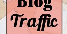 Blog Traffic / All about how to drive traffic to your blog.This is the place to learn tips and tricks to bring massive visitors to your blog!