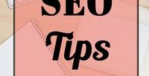 SEO Tips / All things SEO. Because let's face it, us business owners want to be found on search engines. Helpful pins to help along your search engine optimization efforts.