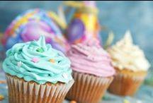 Cupcaky :-P / Ty nejzajímavější, nejroztomilejší, nejbláznivější cupcakes