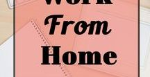 Work from Home / Fantastic resource for anyone looking for information about working from home. Also great for the Work at Home Mom or Dad that wants the flexibility that only working from home can give! You can find side hustles, extra money and work at home resources.  To join as a contributor - Please follow us + email drinkcoffeeandprosper@gmail.com with your Pinterest URL + associated email address.