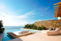 Greece Luxury Hotels / by Travelive