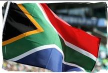 I am from SA . . .