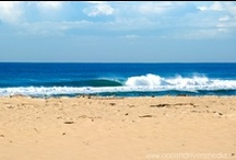 ODMedia: Surfing and the Ocean / The sea is what inspires me so I hope these images will do the same for you.