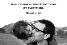Quotes / Quotes and poems about adoption and family.