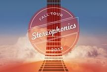 Stereophonics Fall Tour Poster / Stereophonics Fall Tour Poster http://www.behance.net/gallery/Stereophonics-Fall-Tour-Poster/10771115