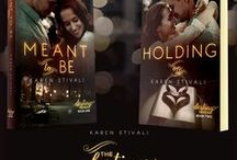 The Destiny Series / Sensual contemporary love stories that follow the journey from friendship to marriage and beyond.