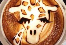 COFFEE & drinks / Coffee makes my world go round BAD BURNT coffee stops it haha