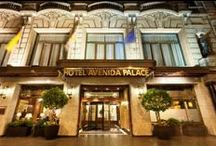 Avenida Palace - Barcelona / Avenida Palace Hotel is a XXIst century classic-style building endowed with best comforts. Built in 1952, our hotel was entirely renovated making its services more suitable. Our hotel is in the city centre, close to the best Gaudì and modernist buildings, La Rambla and a Catalan contemporary architecture environment being in the van.