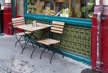 Café Culture / We love coffee and cafes! Think cute cafes and coffee from all over the world