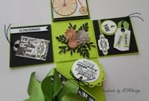 scrapbooking by NOMIdesign / exploding box