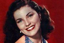 Debra Paget / Debralee Griffin Born August 19, 1933 (age 80) Denver, Colorado, USA / by Veeamethyst S