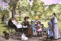 Timeless Children Illustrations