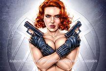The Avengers / Make Mine Marvel! / by Bruce Crouchet