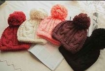 Accessories: Hats, Headbands, & Bows! / by rebecca