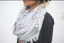 Accessories: Scarves! / by rebecca