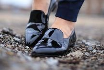 Patent Leather Shoes / Patent shoes & patent-leather shoes are one of the highlights in spring/summer 2015