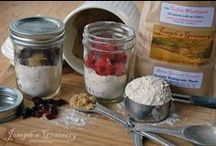 Multigrain Cereal Ideas / Breakfast ideas using Joseph's Grainery Instant Multigrain Mush or Cracked Wheat Cereal